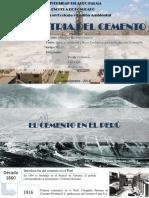Proceso Del Cemento_exposición 2018-II