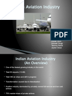 Indian Aviation Industry For