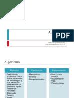 Algortimos - hasta diagrama de flujo