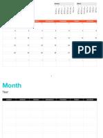 Calendar conference