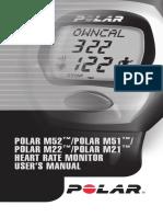 Manual M52-M21 2001 USA-GBR A