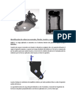 Analisis de resistencia del material de una pieza metalica