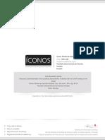 Viola Recases, Andreu. (2013). Discursos pachamamistas versus politicas desarrollistas. El debate sobre el sumak kawsay en los Andes