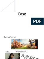 Sample Cases in Ethics