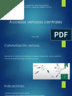Accesos venosos centrales.pptx