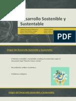 Desarrollo sostenible y sustentable