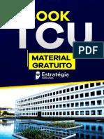 E-BOOK-TCU-Estratégia Concursos