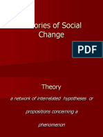 [Lecture] Theories of Social Change