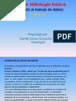Presentación_Curso de Hidrología básica IV parte_24Abr2015