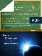 Movimiento de los planetas (5)
