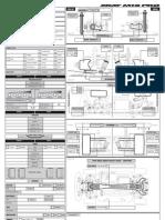XRAY M18 PRO Modifiable-PDF Blank Setup Sheet