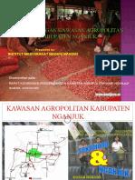 Presentasi Agropolitan Nganjuk