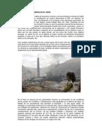Contaminacion Minera en El Peru[1]