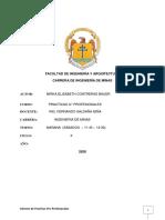 FACULTAD DE INGENIERÍA Y ARQUITECTURA PRACTICAS PROFESIONALES