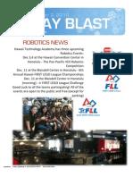 December 3, 2010 Blast