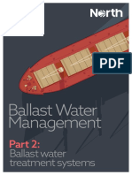 North P&I - Ballast Water Management - Treatment systems