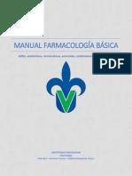 Manual Farmacología básica