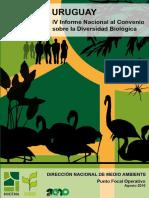 Informe Nacional , Convenio sobre Diversidad Biológica