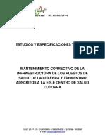 PROPUESTA INFRAESTRUCTURA DE LOS PUESTOS DE SALUD COTORRA.docx