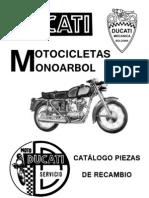 Catálogo piezas recambio
