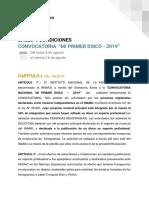ANEXO I - ByC Convocatoria Mi PRIMER DISCO 2019