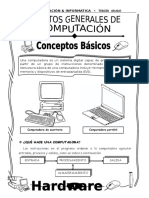 Computación para 3º grado de primaria