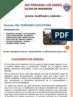 TEORIA DE PROCTOR Y CBR