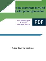 Grid Integration ofSolar Energy.pdf