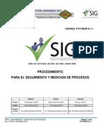 PROC. SEG. Y MEDICIÓN FVV-SIGP-9.1.1