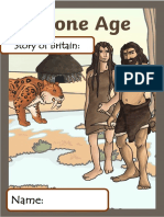 Stone Age Booklet