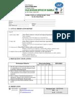 FM-CID-006_Instructional_Supervisory_Tool