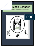 THE SHARED ECONOMY worksheets