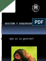 GESTION Y SEGUIMIENTO.ppt