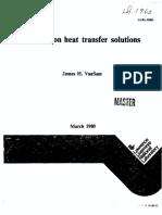 Conduction- Heat transfer-insulation