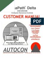 DynaPath Delta User Manual