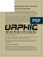 NeuroPrime Brain Booster by Orphic Nutrition