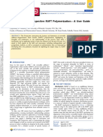 50th Anniversary Perspective - RAFT Polymerization-A User Guide