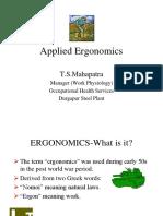 APPLIED ERGONOMICS FOR DIS.ppt