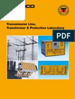 Transmission, Transformer & Protection Lab Lres.pdf