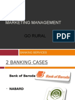 Marketing Management Final Ujjwall Bank[1]
