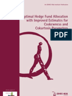 Optimal Hedge Fund Allocation