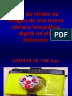 Cámara Digital HD2