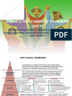 Overview of Asia-Pacific Farmers' Program