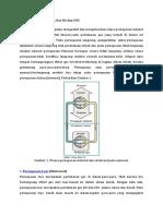 Mekanisme Pertukaran Gas O2 dan CO2