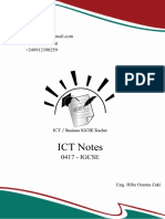 Chapter 16-17-19 - ICT 0417 graphs & charts /Document Production/Presentations