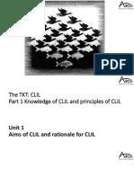CLIL PPT 1
