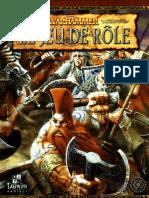 Warhammer II JDR-RPG (FR) (d.2005)