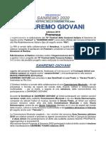 reg. Sanremo Giovani 2019 - 70 - 16 settembre_definitivo