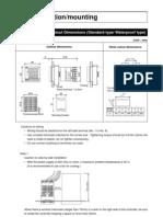 Fuji Electric Pxr4 Install Wiring