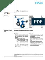 Vanne papillon SOCLA type SYLAX DN 25-350.pdf